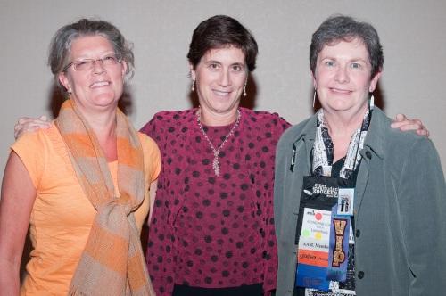 Linda and Librarians Extraordinaire