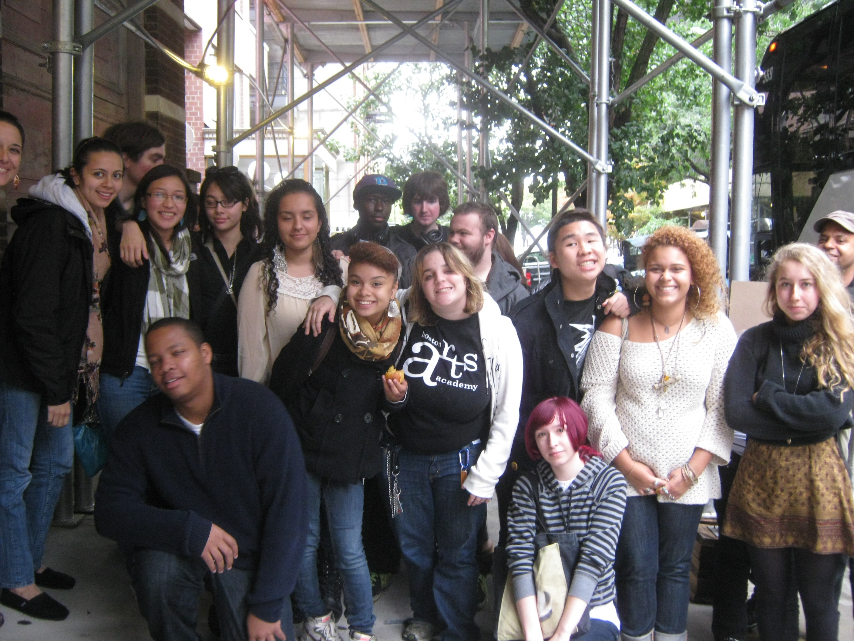 Group photo 10.14.11
