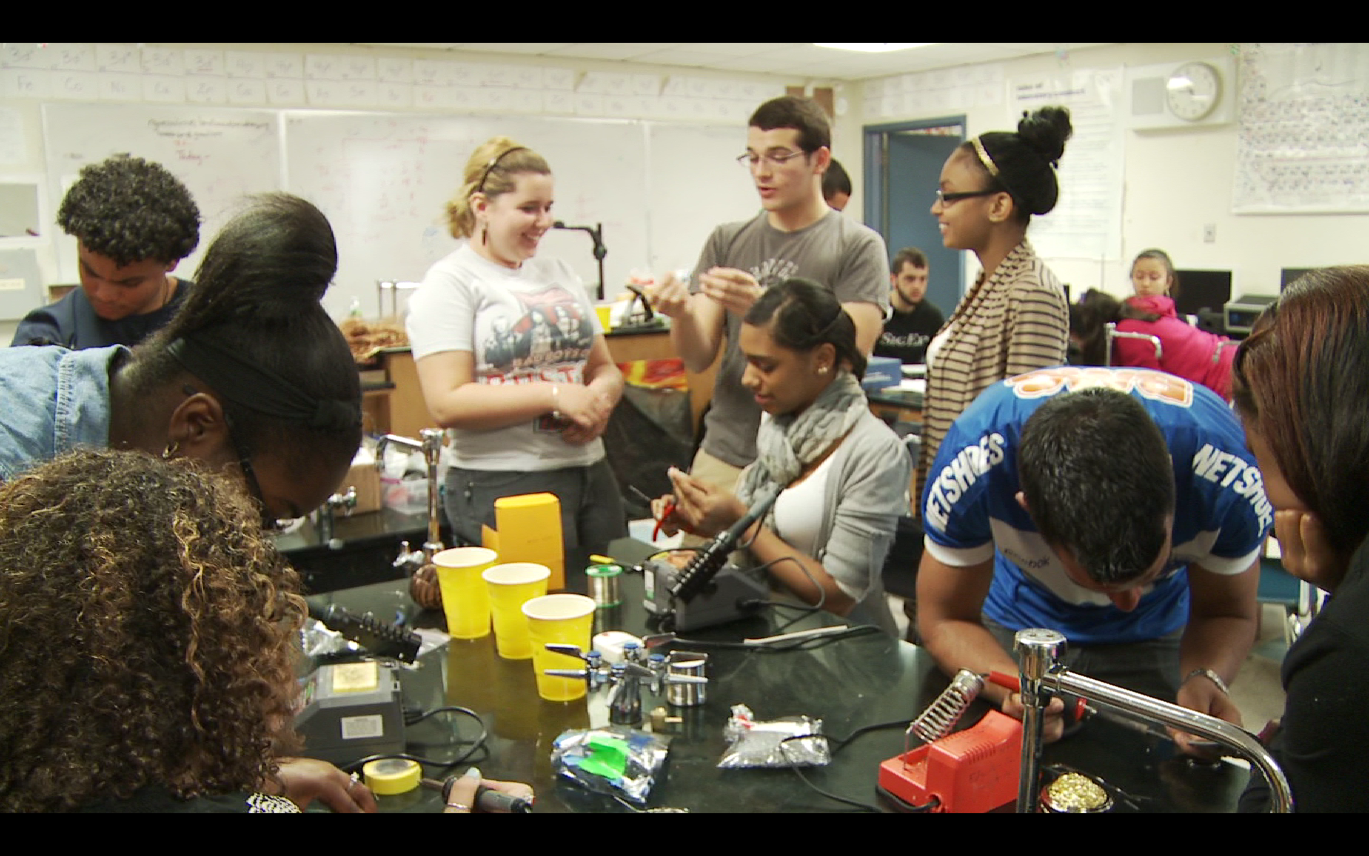 Collaborative Work In Classroom : Boston pilot schools linda f nathan