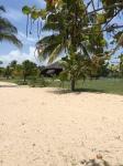 Beautiful beach in Cienfuegos where Veronica learned to swim!